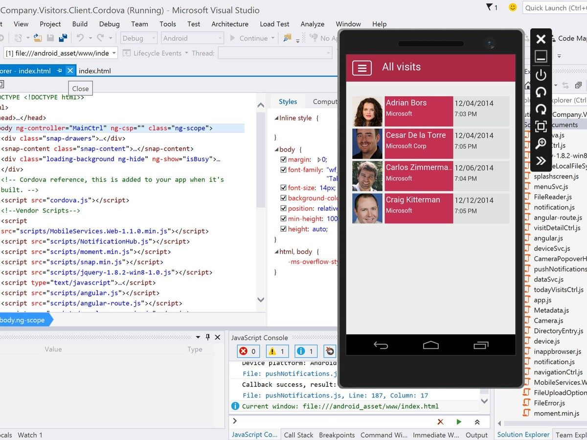 Microsoft Only Offering Three Versions Of Visual Studio 2015
