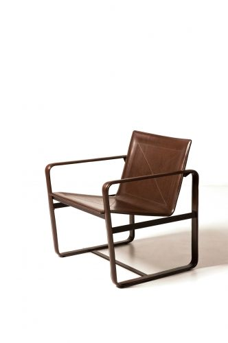 New Legacy / Float Leather Chair