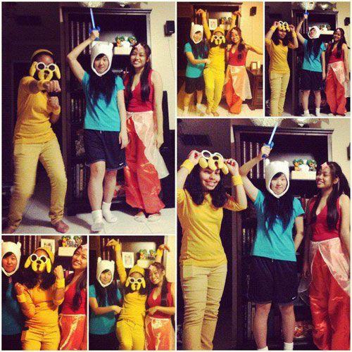 Diy Nerdy Adventure Time Jpg 500 500 Diy Halloween Costumes Halloween Costumes Diy Dog Costumes