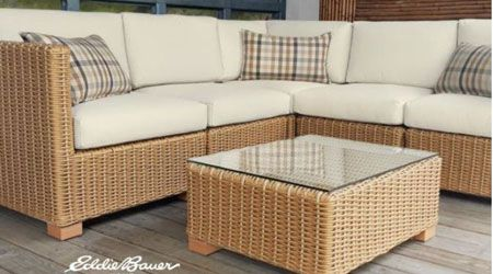 Kannoa Launches New Ed Bauer Outdoor Furniture Collection