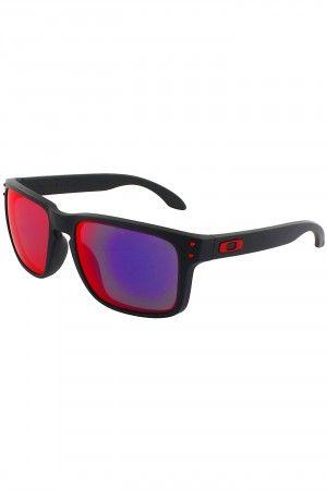 a6518e393cb0 Oakley Holbrook Sunglasses (matte black red iridium) #skatedeluxe &sk8dlx # oakley