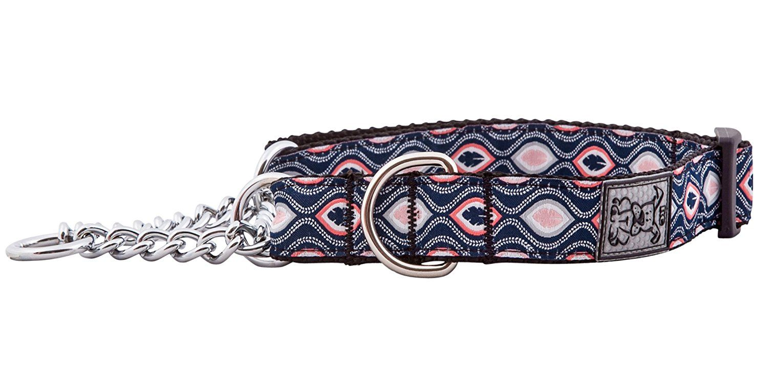 RC Pet Products Training Martingale Collar, Dreamcatcher