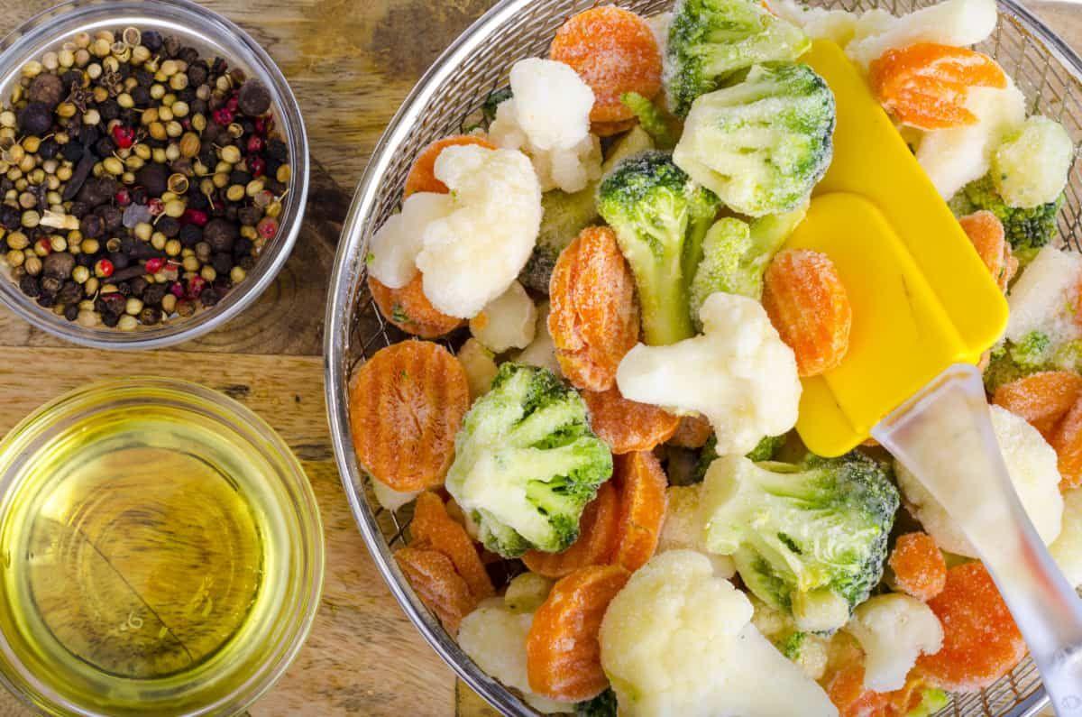 3 formas de preparar y darle más sabor a tus verduras