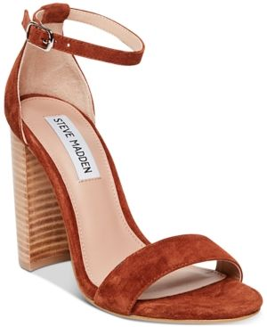 c497cd7a691 Steve Madden Carrson Two-Piece Sandals - Pink 5.5M | Products ...