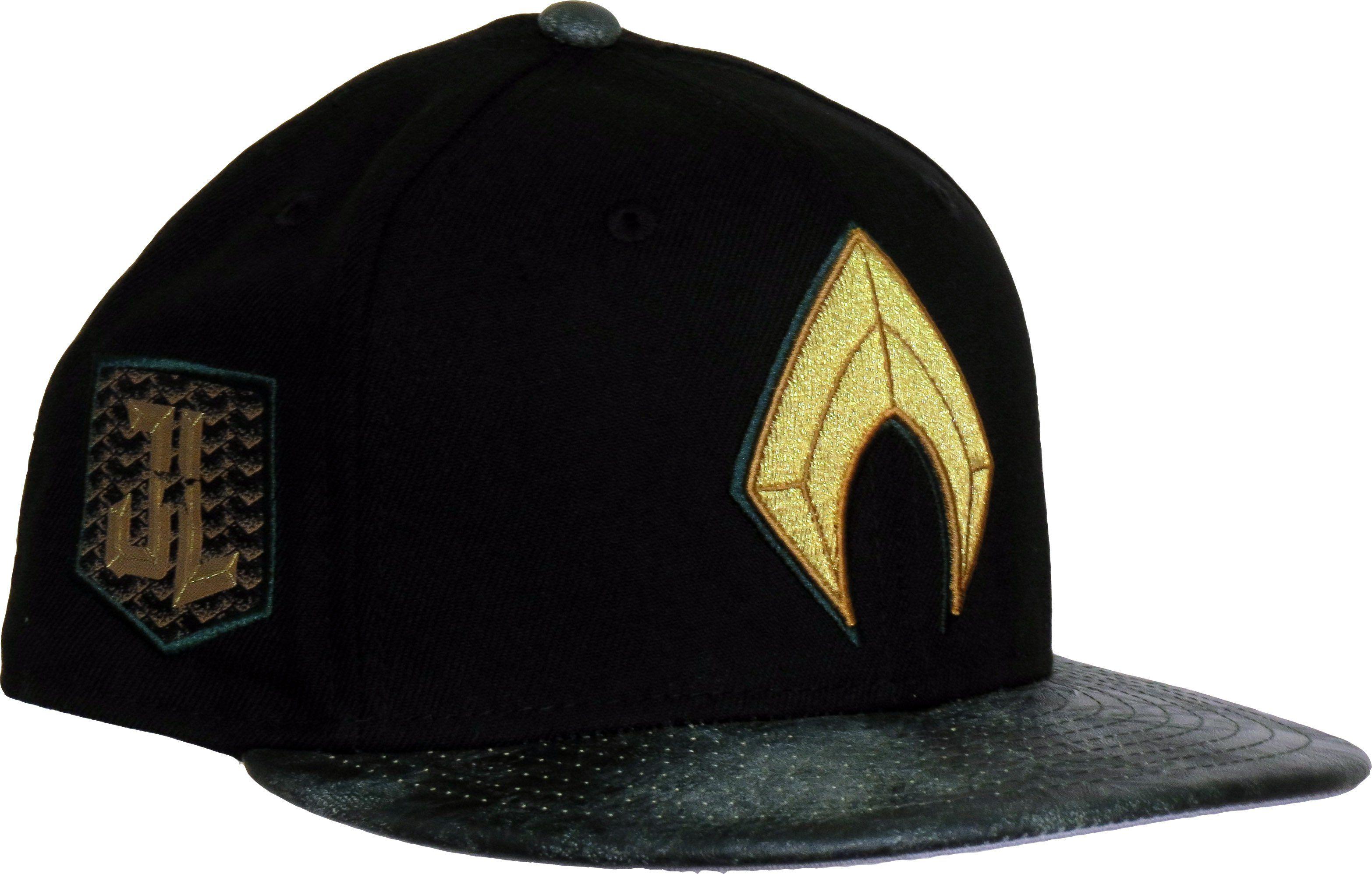 New Era 950 Justice League Snapback Cap Black fd4b91a2eb00