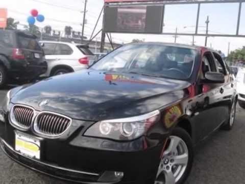 2008 BMW 5 Series 535xi Sedan Sedan - Jersey City, NJ | BMW Pre