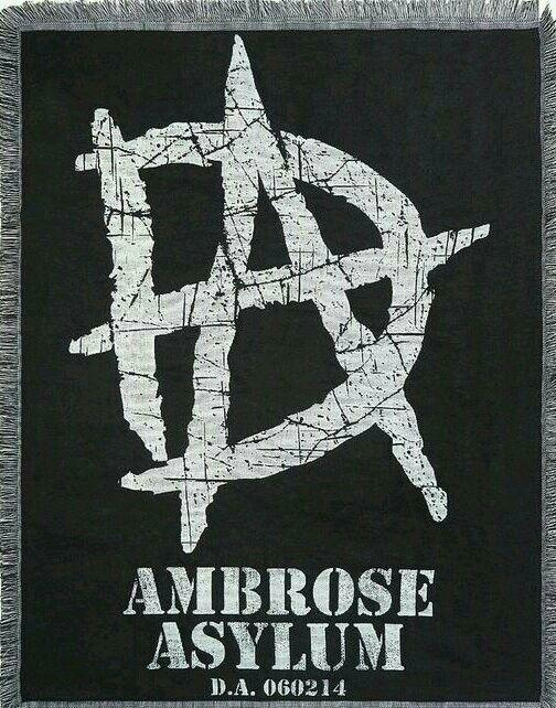 Dean Ambrose Blanket Wwe Dean Ambrose Dean Ambrose Wwe Logo