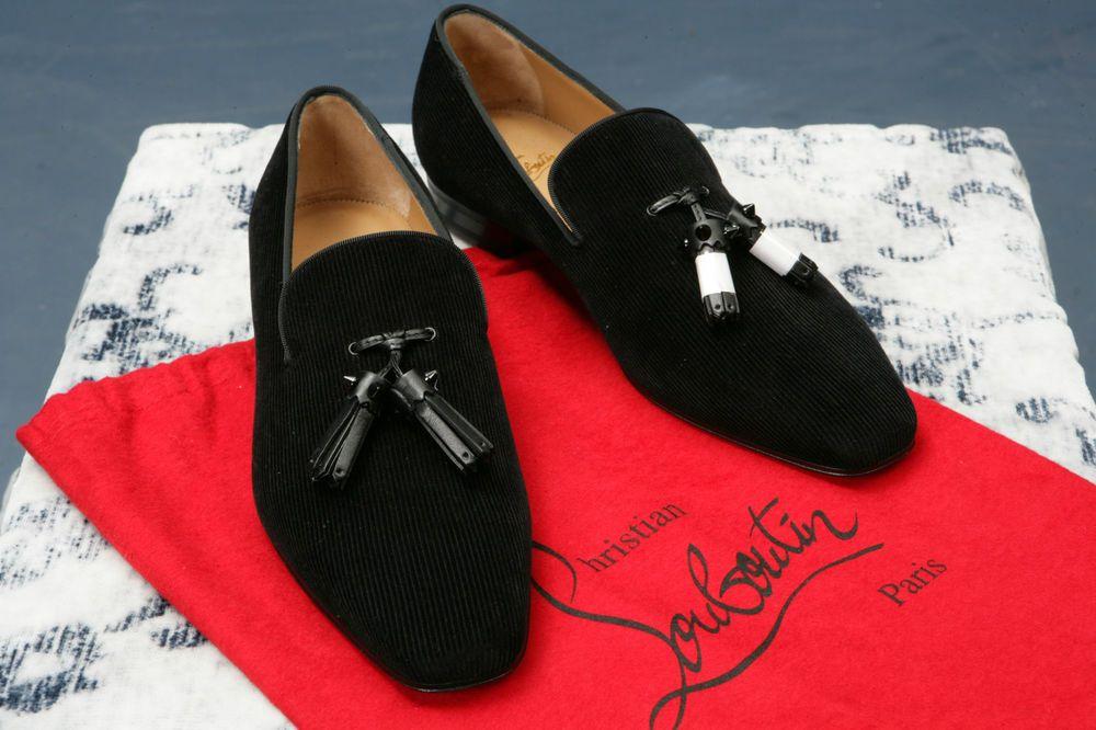 christian louboutin mens shoes ebay