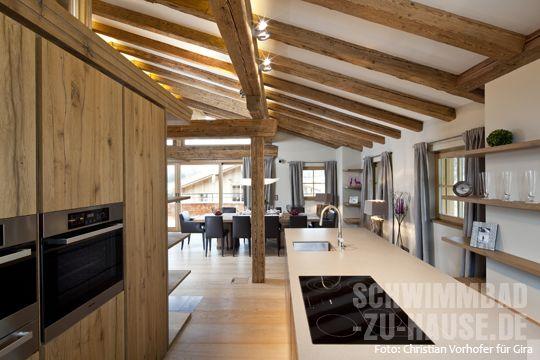 pin von kerstin franzen auf dachgeschoss pinterest dachgeschoss haus und landhaus. Black Bedroom Furniture Sets. Home Design Ideas
