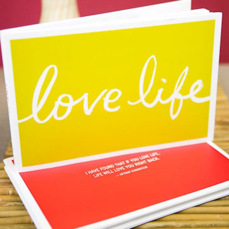 Love Life Gift Book