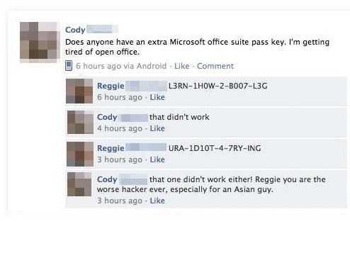 worst hacker ever!