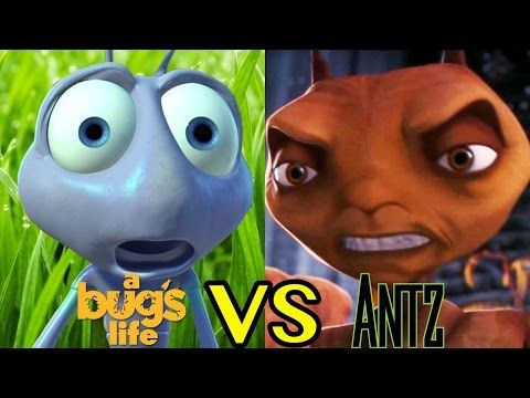 The Truth About A Bugs Life Antz Youtube Super Carlin Https