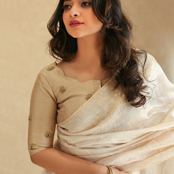 The Ultimate Saree Collections from Bhargavi Kunam • Keep Me Stylish