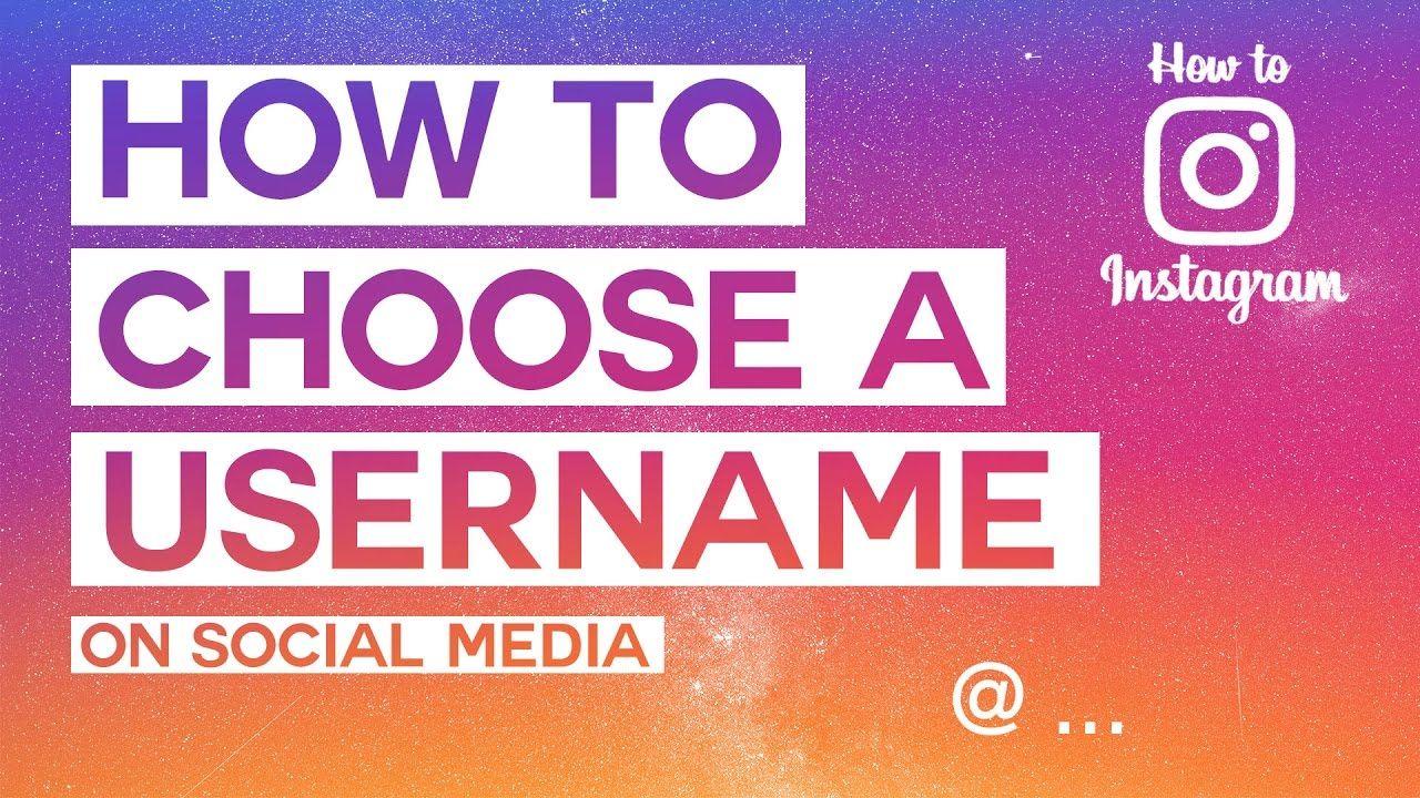 Best Unique Instagram Names 250+ Unique Usernames For