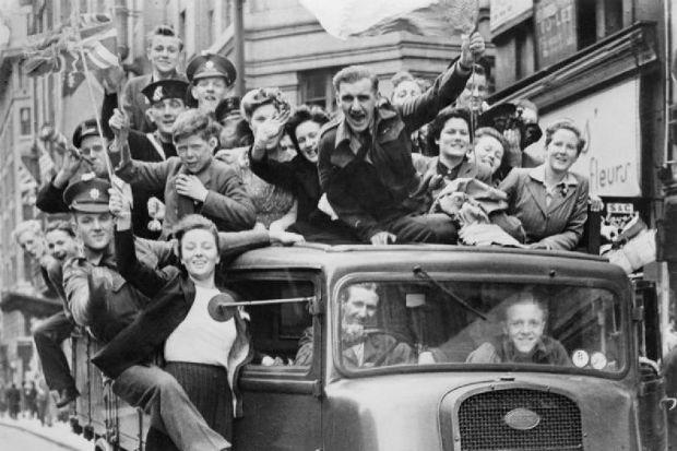 Seconde Guerre Mondiale Que Fete T On Le 8 Mai 1jour1actu