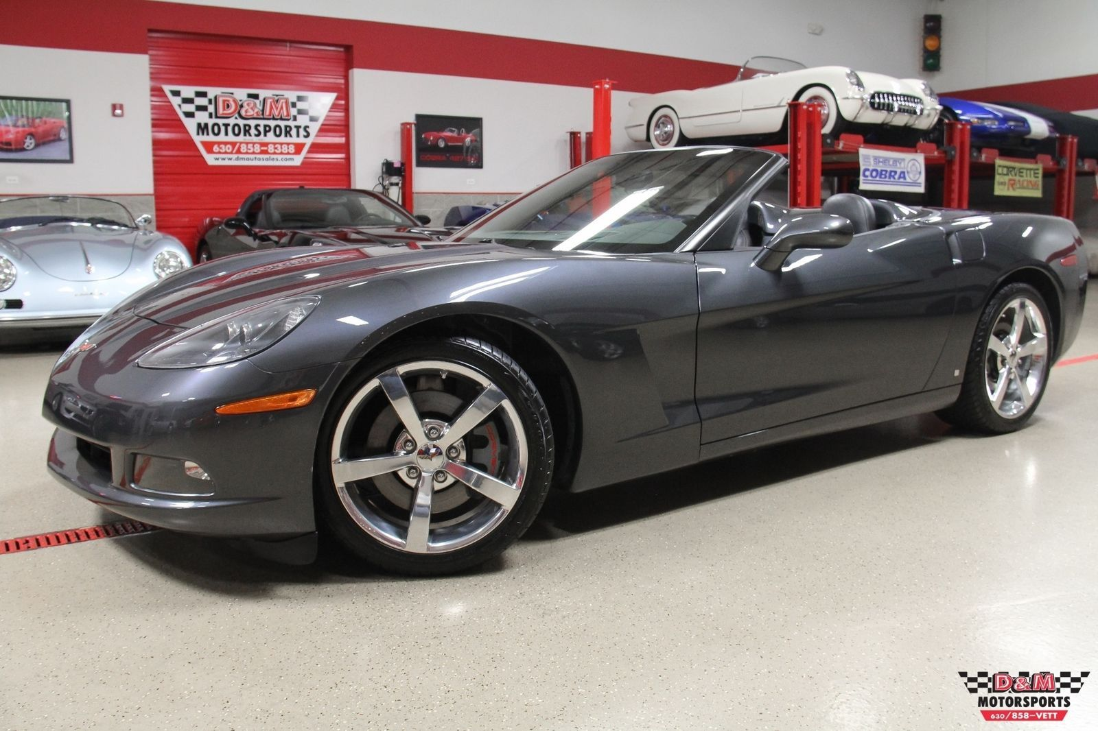 Nice Awesome Chevrolet Corvette Convertible 4LT 2009