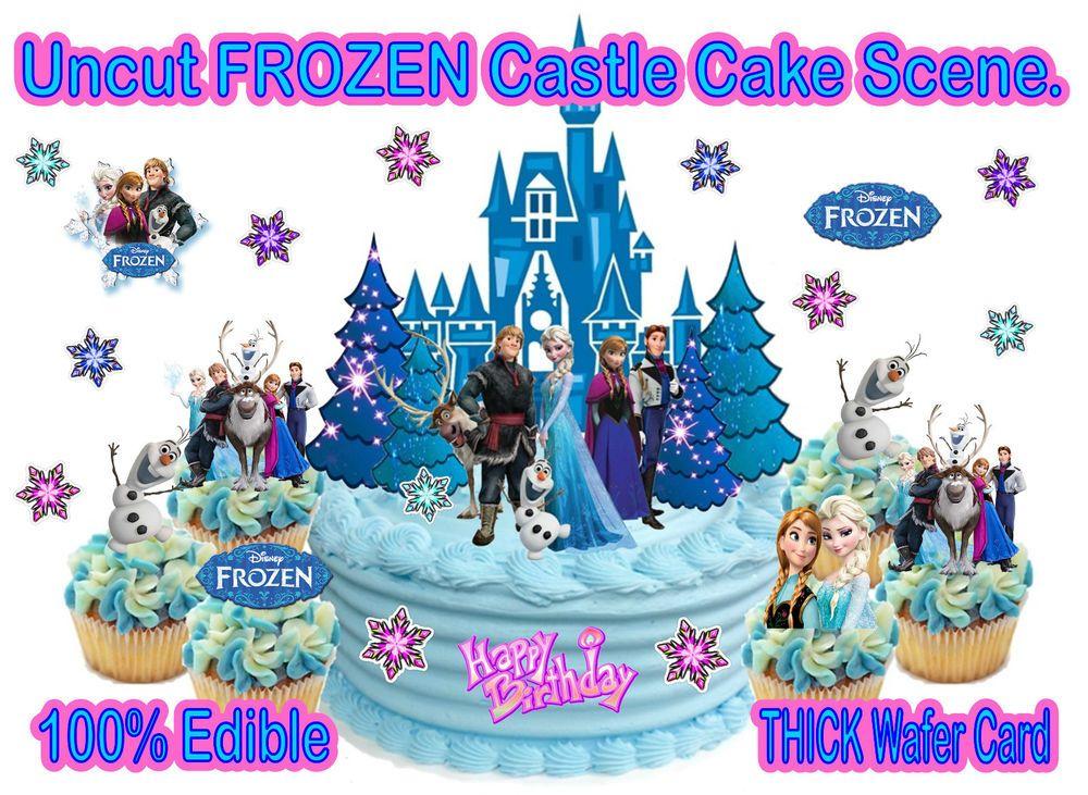 Details about Disney Frozen Birthday Party Princess Anna