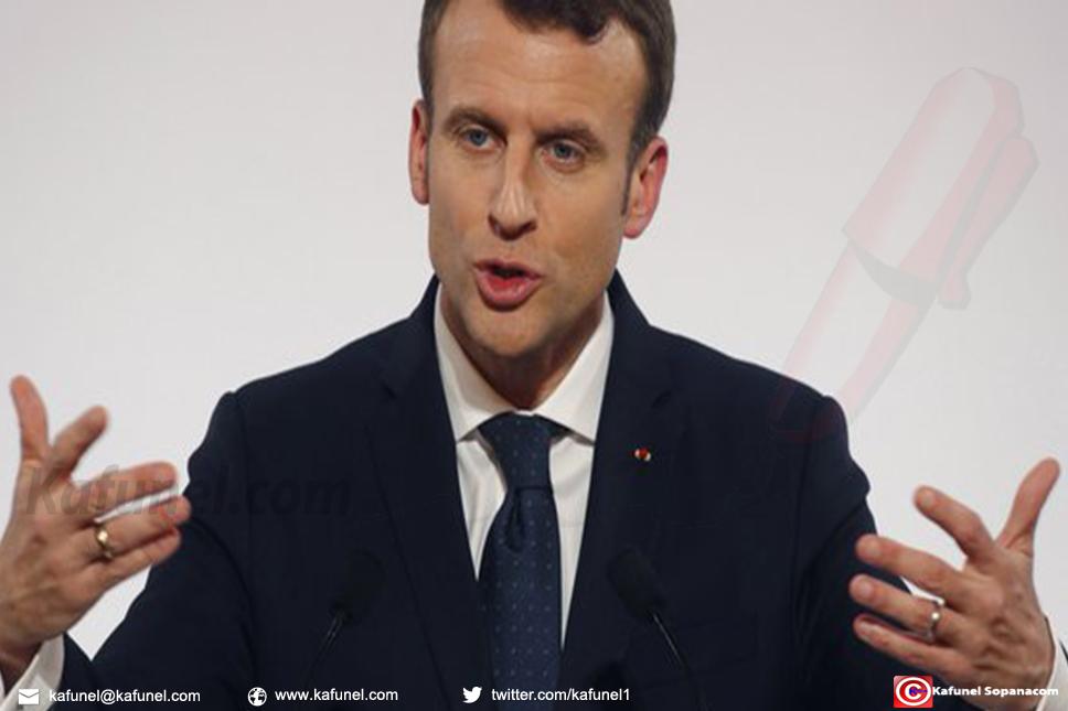 Francophonie discours d'Emmanuel Macron sur la langue