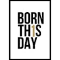 4195785383ed Born This Day - 20% rabatt på hela sortimentet Gäller till den 2018 ...