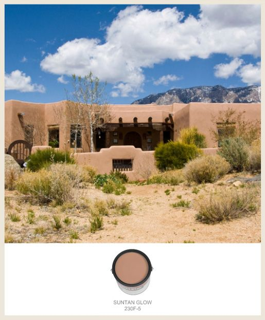 Southwestern Style: Adobe Homes