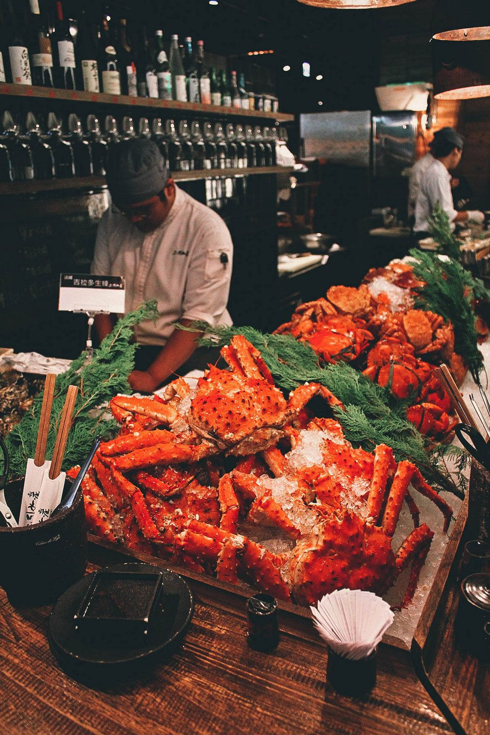 Explore Taipei Fish Market Review Seafood Experience At Taiwan S Most Famous Fish Market Living Nomads Travel Tips Guides News Information Seafood Market Fresh Food Market Fresh Seafood Market