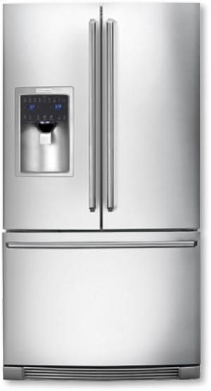 Electrolux Ei23bc35ks Counter Depth French Door Refrigerator With Iq Touch Controls 36 X 70 French Door Refrigerator