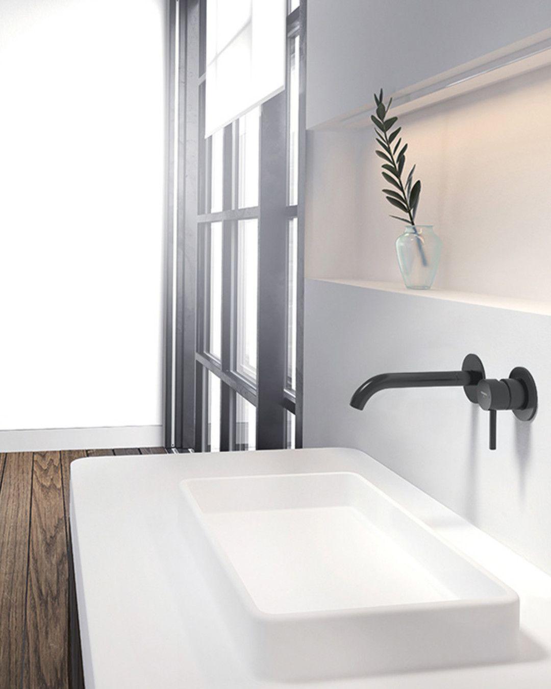 Steinberg Serie 100 Die Waschtischarmatur Verkorpert Einen Klaren Minimalismus Entscheiden Sie Sich Fur Komfortable Zuruc Badezimmer Armaturen Bad Waschtisch
