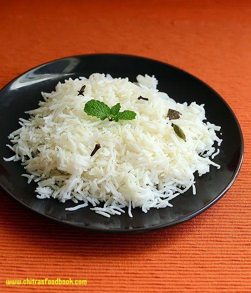 How to cook basmati rice recipe biryani rice and cooker how to cook basmati rice indian food recipesveggie forumfinder Choice Image
