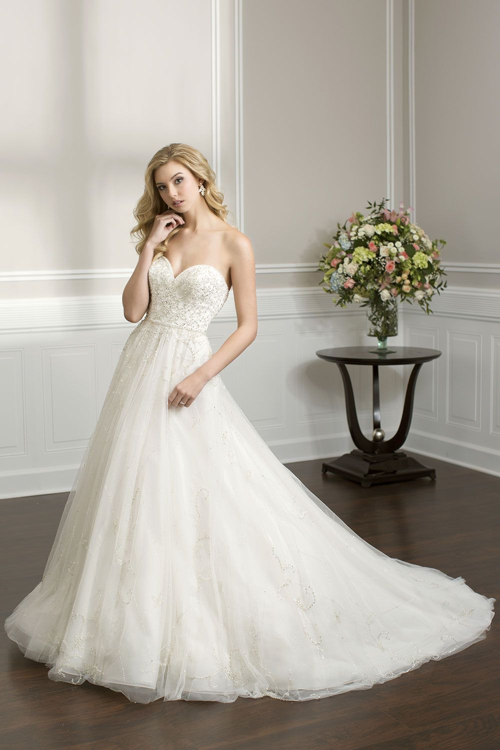 Jacquelin bridals canada 15692 wedding gown this a