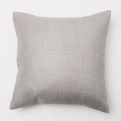 Best Home Fashion, Inc. Weave Throw Pillow Cover Color: