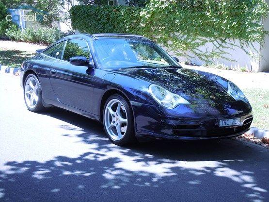 2004 Porsche 911 996 Auto MY04-$65,750*