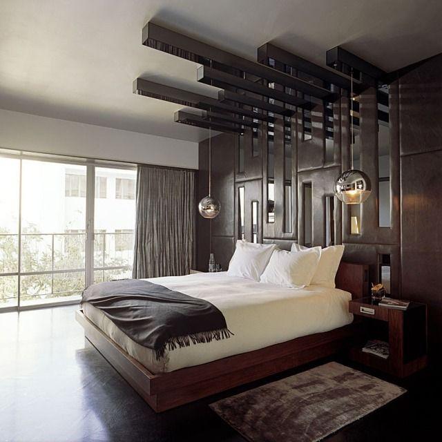 107 idées de déco murale et aménagement chambre à coucher | Dreamy ...
