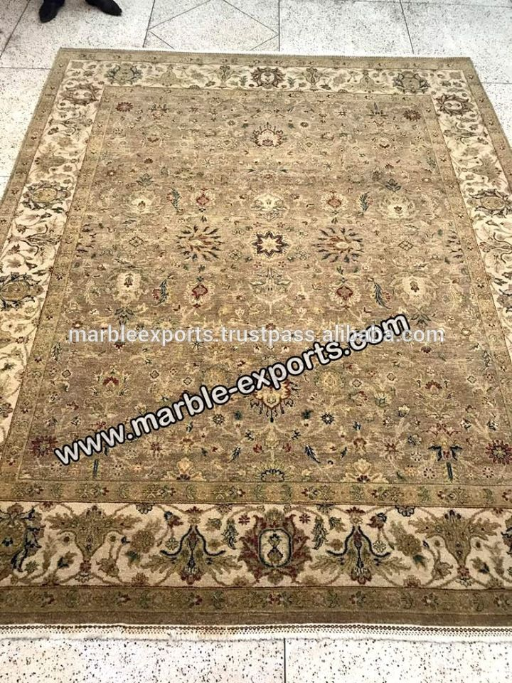 Indian Hand Tufted Loop Pile Rugs Or Carpets Handmade In India