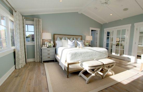 Attirant Benjamin Moore Wedgewood Grey Blue Bedroom Walls, Home Bedroom