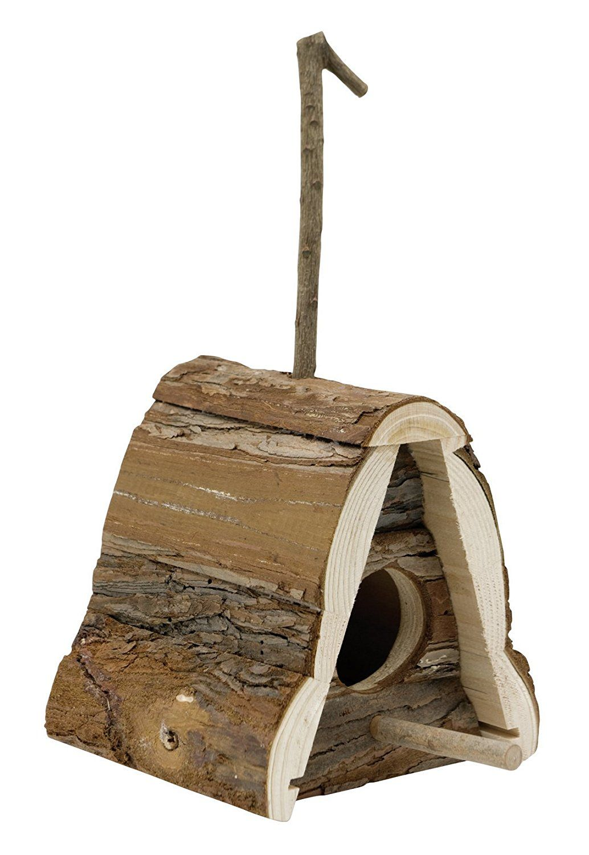 Jaula de p/ájaros de madera VERT+SAUVAGE