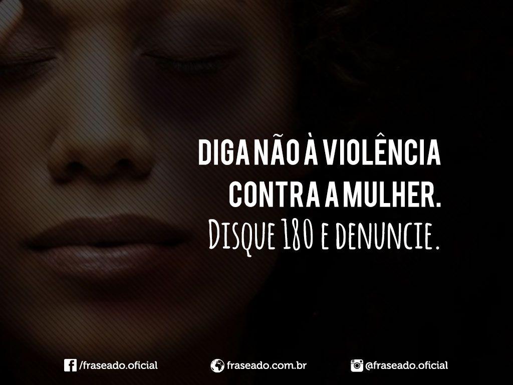 Pin Em Violência Contra A Mulher