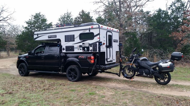Police Camper And Mobile Drone Command Camper Pickup Camper