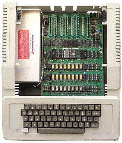 Apple II Computer | #throwbackthursday