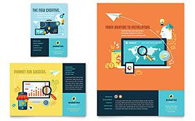 Advertising Company - Flyer & Ad Template
