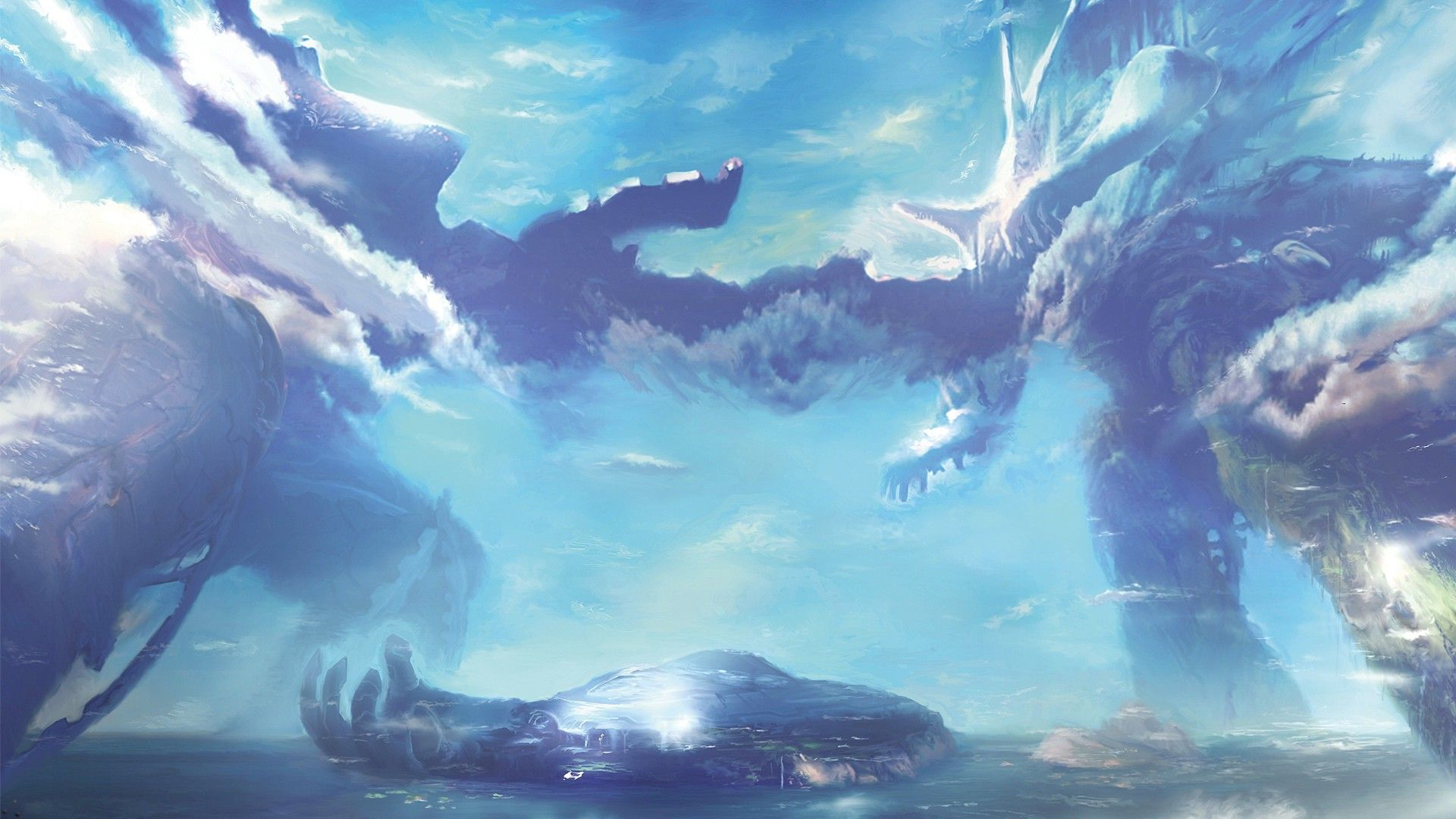 Xenoblade Chronicles HD Wallpapers Backgrounds Wallpaper