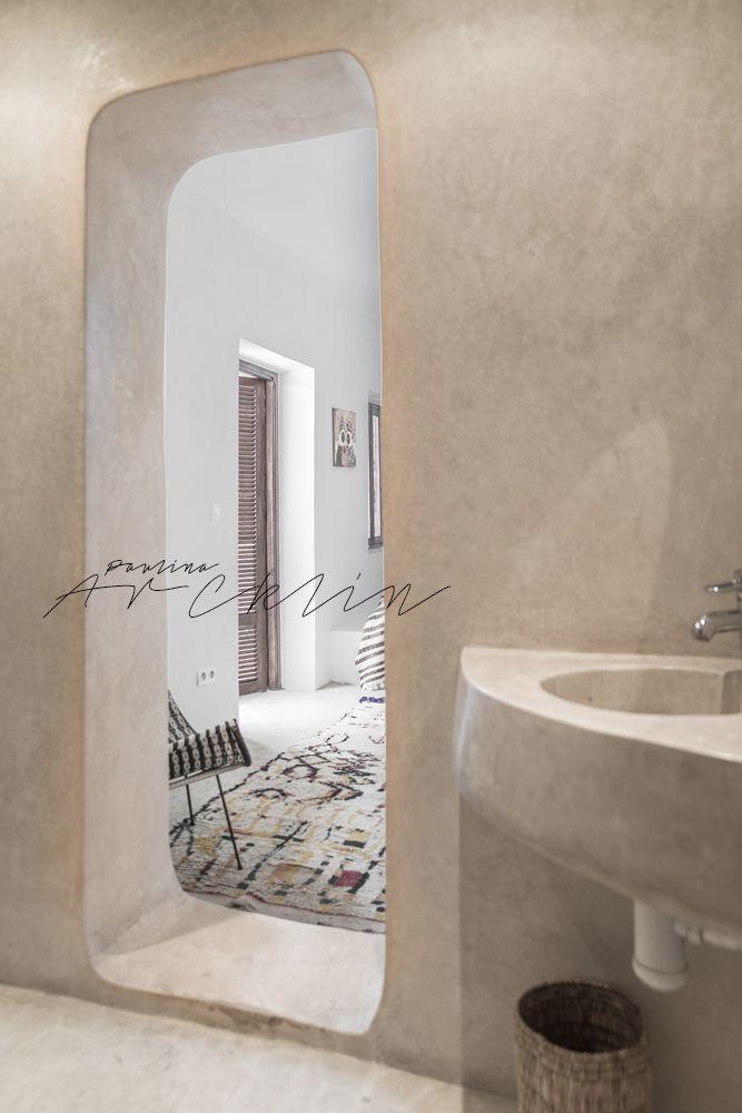 Un bello riad en marruecos bohemian and chic cuarto de for Muebles marroquies online