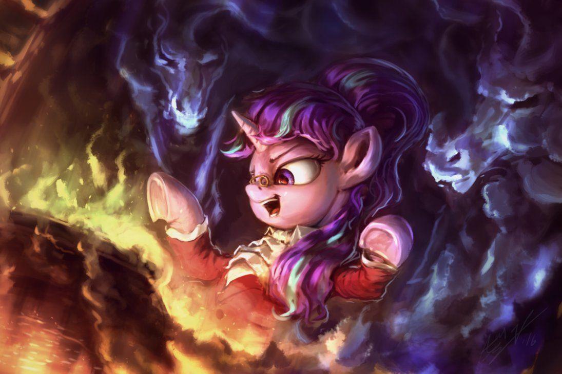 The Cauldron's Tails by AssasinMonkey on DeviantArt