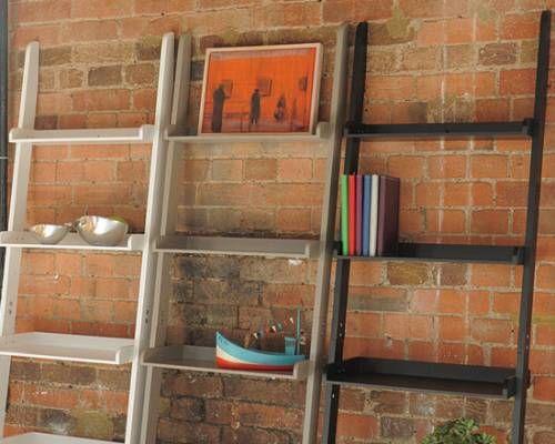 Storage Furniture :: Ladder Shelf - Futon Company |