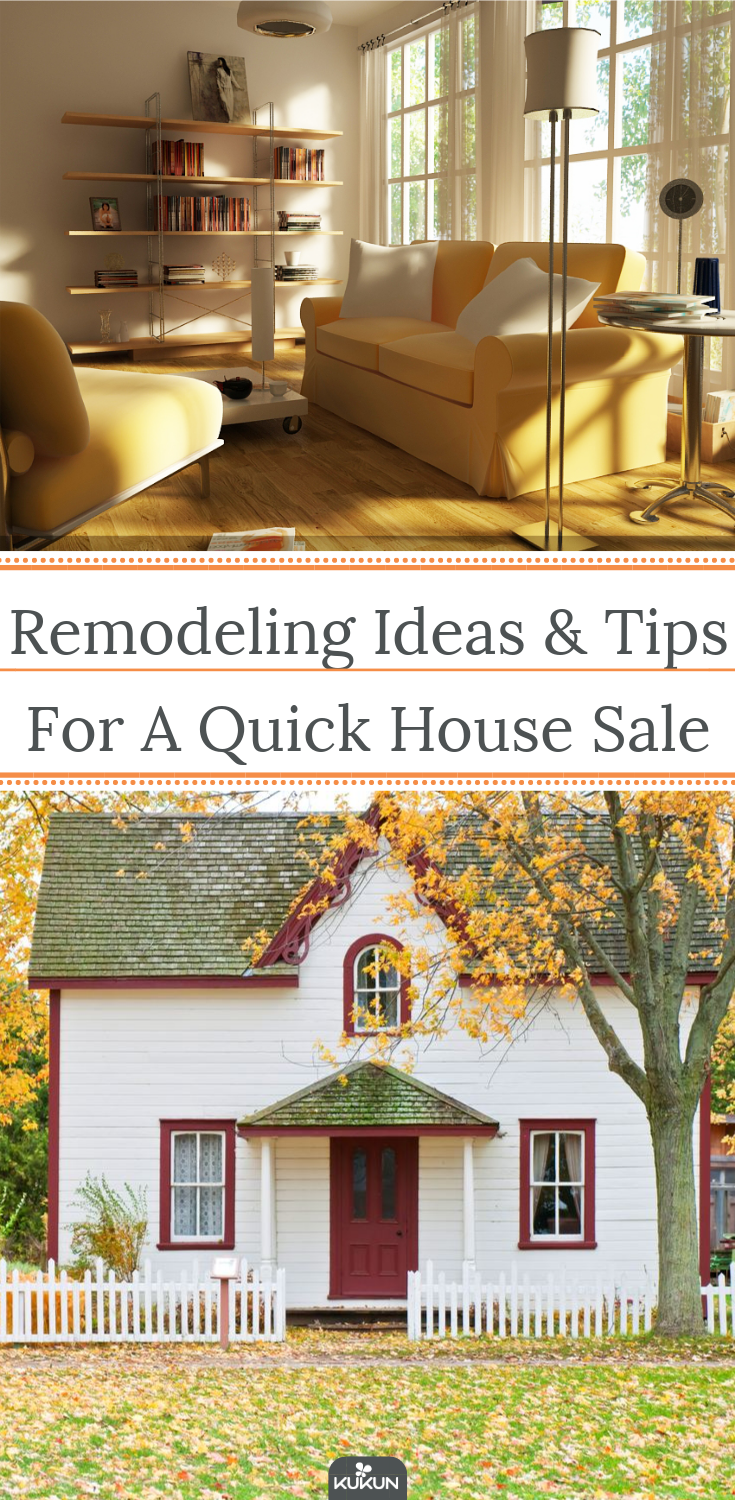 Remodeling Ideas And Tips For A Quick House Home Staging To Remodels That Add Value