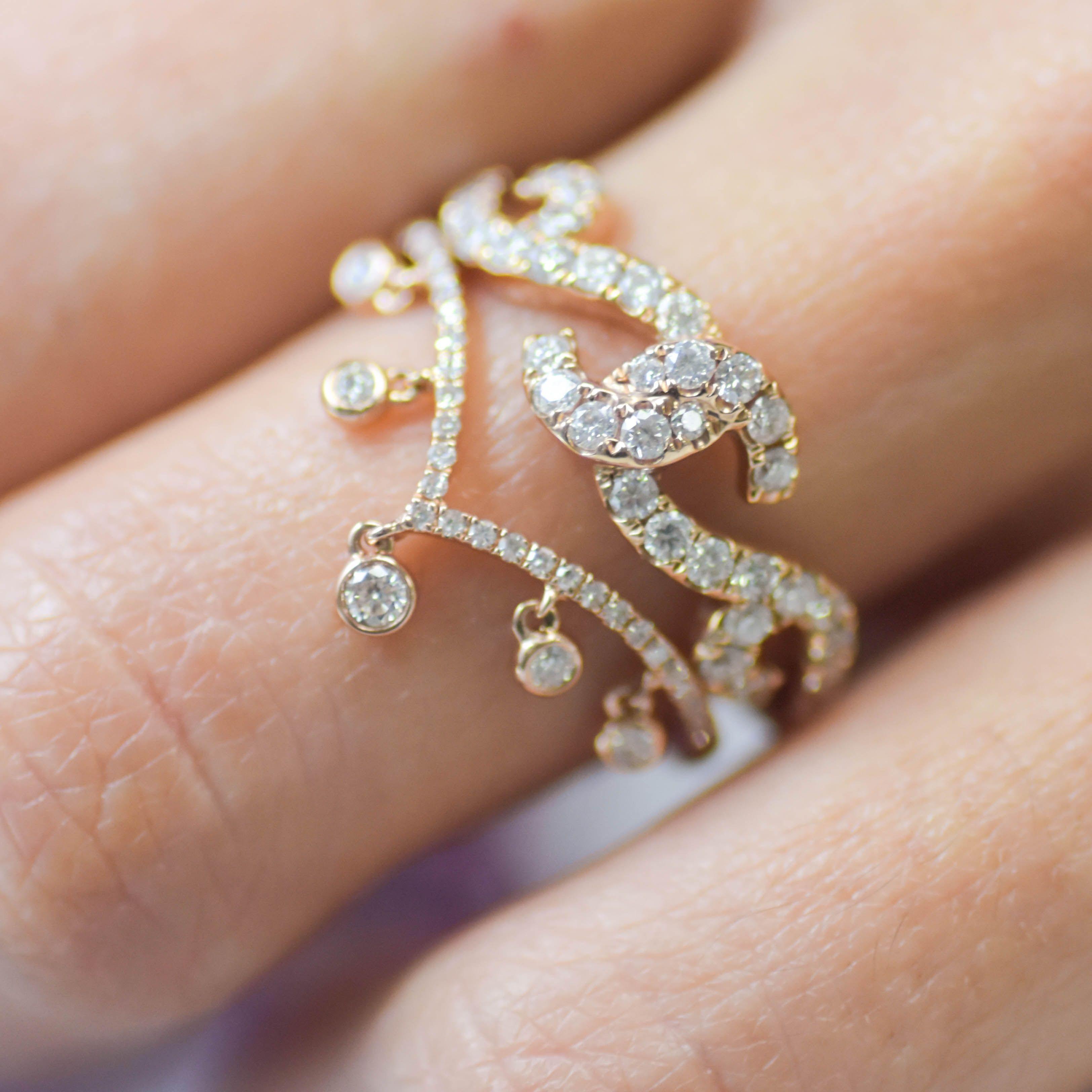 Pin by Sage Designs LA on Unique Fine Jewelry by Sage