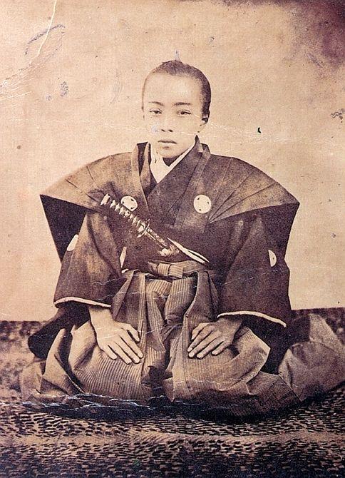 Tokugawa Akitake.   歴史画, 古い写真, 侍