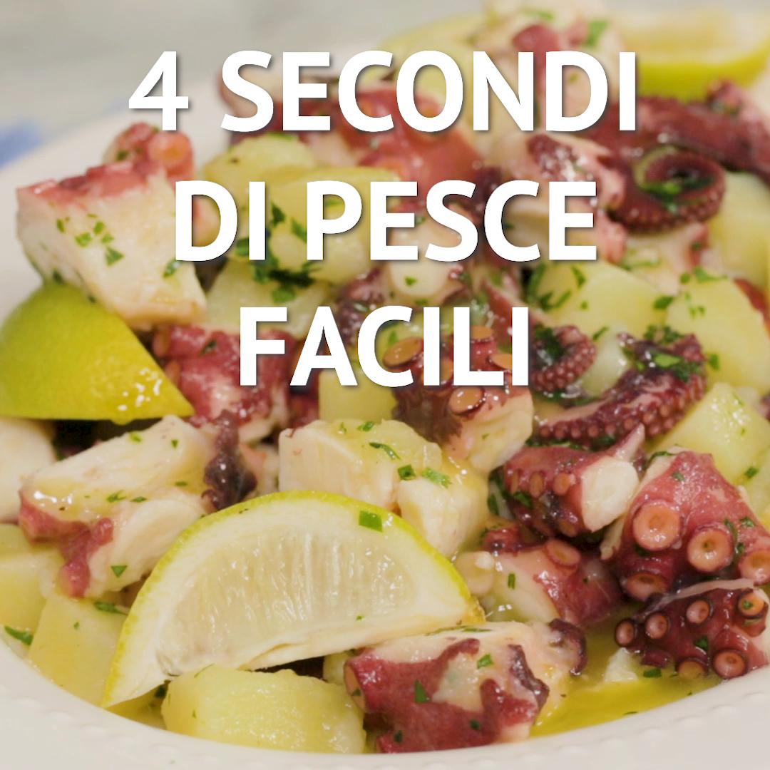 4 Secondi Di Pesce Facili E Gustosi Salmone Al Forno Insalata Di