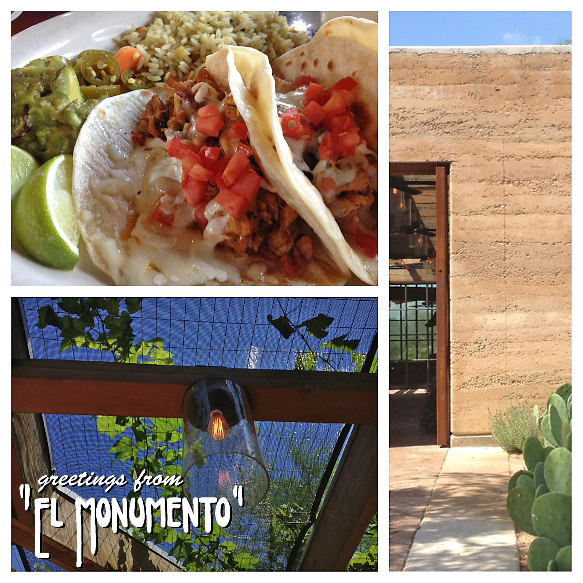 At the intersection of great ‪‎food‬, ‪‎design‬ and ‪‎landscape‬, you'll find El Monumento. Our crew had a great lunch there yesterday. Our faves were the crispy pork carnitas and $5 margaritas!
