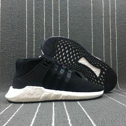 online store e8afc 93c53 Spring Summer 2018 Legit Cheap Unisex Adidas Originals x Mastermind World  MMW EQT Equipment Support 93 17 Black White CQ1824