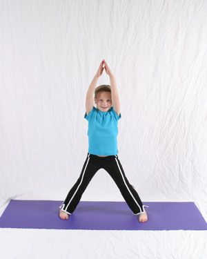 volcano  kids yoga poses teach yoga online